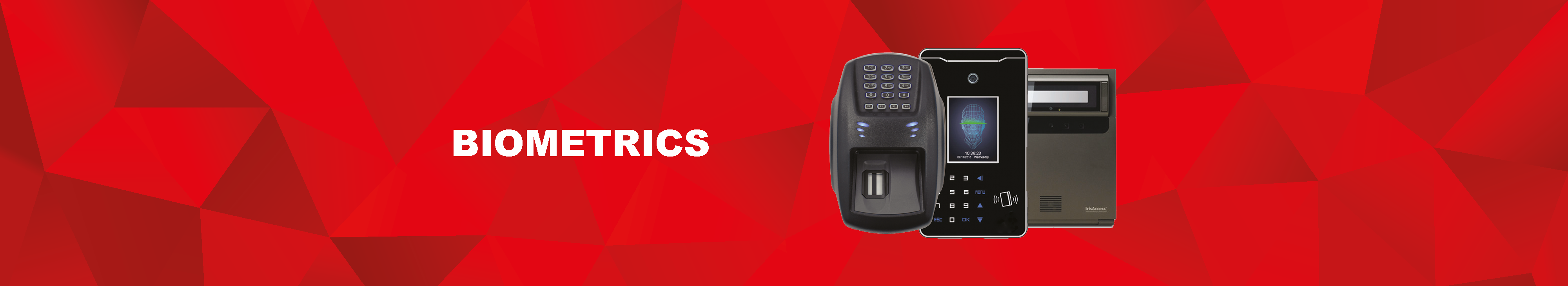 Home - biometrics